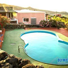 Costruzione Piscina Dammuso Pantelleria