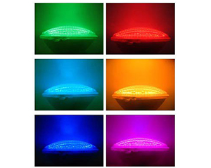 Illuminazione LED Piscina Enna